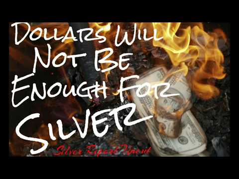 Dollars Will Not Be Enough To Purchase Silver! True Value of Silver beyond Inflation Hedge