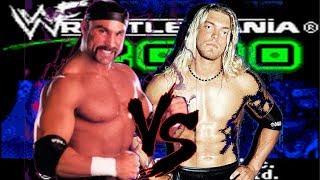 WWF Wrestlemania 2000 Marc Mero CAW vs Edge