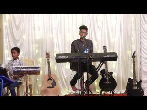 Jesus lamb of God worthy is your name:You are my strength when I am weak by Steve|new English song|