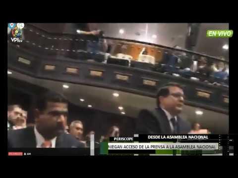 EN VIVO - Sesión de la Asamblea Nacional desde Venezuela