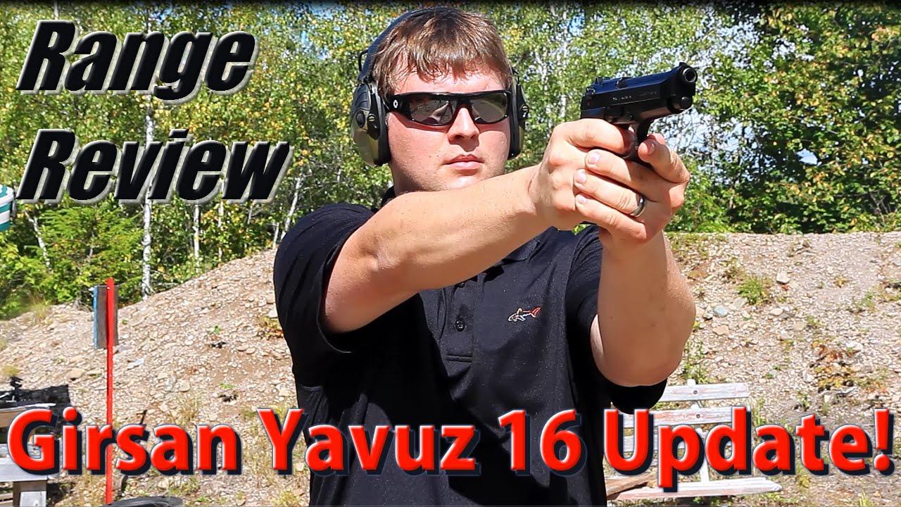 Girsan Yavuz 16 Regard MC Range Review