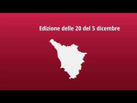 Muoversi in Toscana - Edizione delle 20 del 5 dicembre 2019
