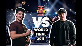 Lil Zoo (AUT) vs. Vero (KOR) | Top 16 | Red Bull BC One World Final 2018