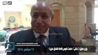 مصر العربية | وزير سابق لـ