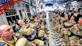 多国籍・特殊作戦部隊による空挺降下 - リムパック2018