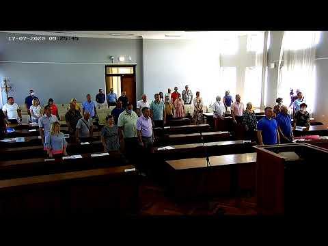 Олександрійська міська рада: Вісімдесят шоста позачергова сесія Олександрійської міської ради VII скликання
