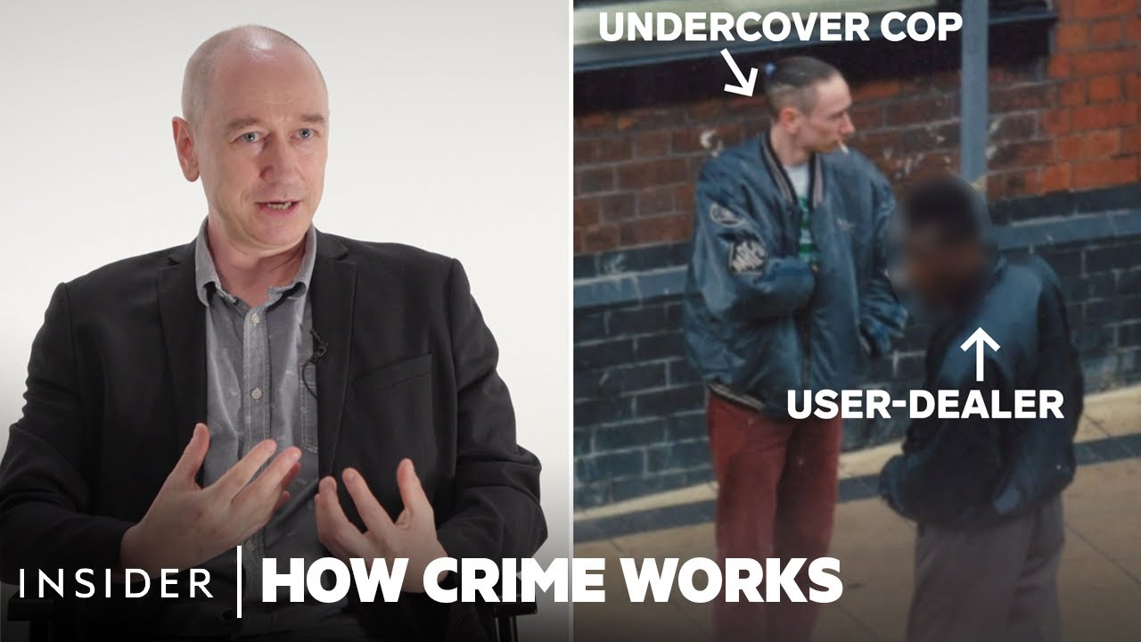 I Infiltrated The UK's Most Dangerous Drug Gangs | How Crime Works