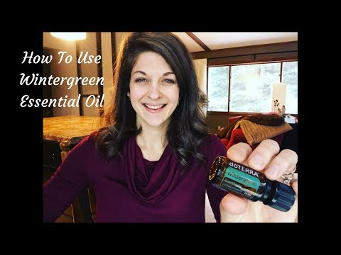 how-to-use-wintergreen-essential-oil