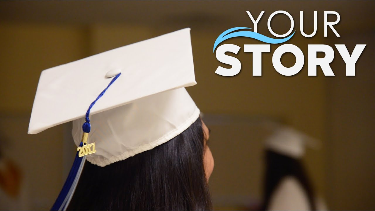 your story recent graduate youtube