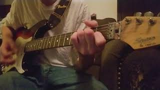 How to Play Rhythm Guitar to Walk Don't Run by the Ventures