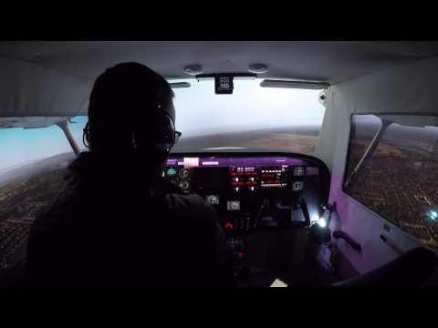 X Plane 11 Beta Review Flight (Cessna Home Cockpit)