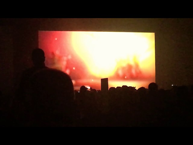 Crowd Reaction: WoW: Battle for Azeroth trailer