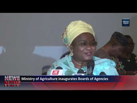 Ministry of Agriculture inaugurates Boards of Agencies