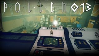 POLLEN [13] [Cargo Bay - der Lagerraum] [Let's Play Gameplay Deutsch German] thumbnail