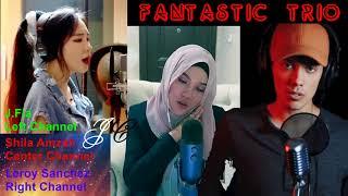 "Video ""Fantastic TRIO Number 4"" - Shila Amzah, J Fla & Leroy Sanchez song of  Taylor Swift download MP3, 3GP, MP4, WEBM, AVI, FLV Agustus 2018"