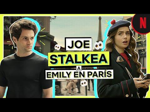 Joe Goldberg llega a París, ¿quién protegerá a Emily?