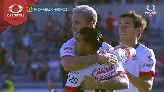 Gol de Michaell Chirinos | Lobos BUAP 1 - 0 Toluca | Apertura 2018 - Jornada 17 | Televisa Deportes