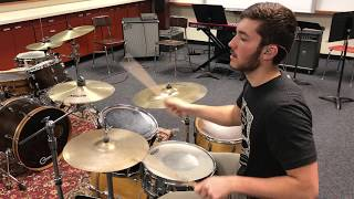 Going Bad - Meek Mill feat. Drake (Improv Drum Cover)