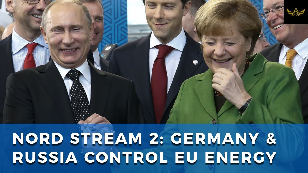 Denmark approves Nord Stream 2. Germany & Russia control energy to EU.