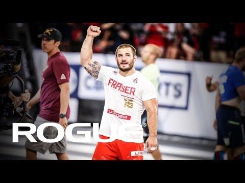 Mat Fraser  2017 CrossFit Games Champ    8K
