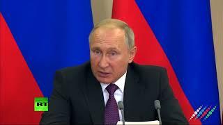 Путин и Алиев обсудили в Сочи Нагорный Карабах
