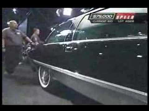 1996 Cadillac Presidential Limousine At Barrett Jackson Youtube