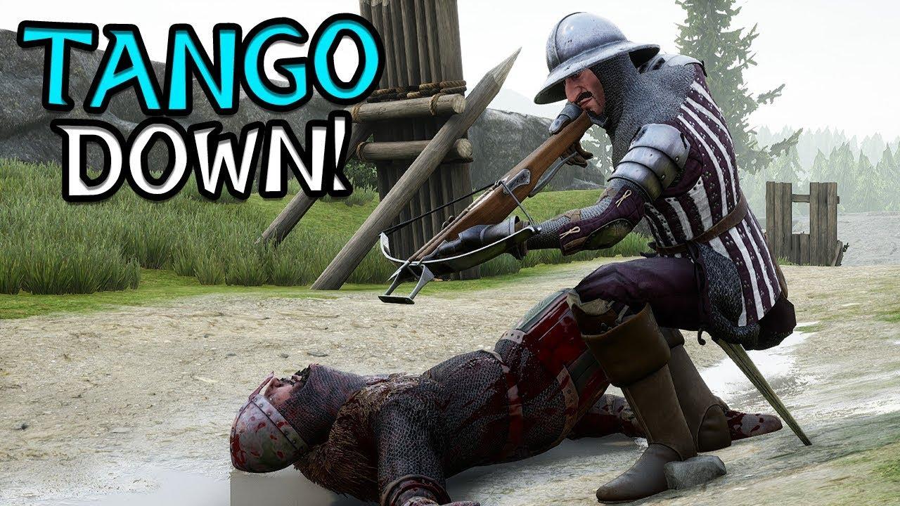 Tango Down! | MORDHAU