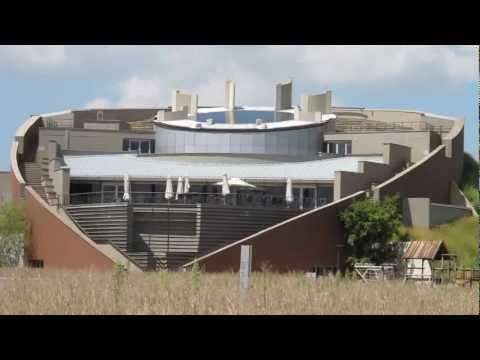 Outside The Maropeng Visitor Centre - Johannesburg