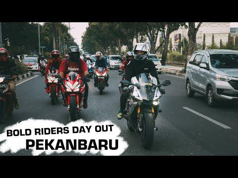 Keceriaan BoldXperience BoldRiders DayOut in Pekanbaru