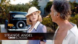 Susan And Alfred Debate The Morality Of Thelemic Rituals On Strange Angel
