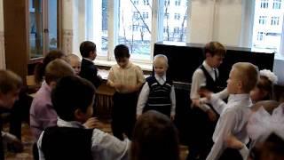 Урок музыки в 1 классе (часть 4)