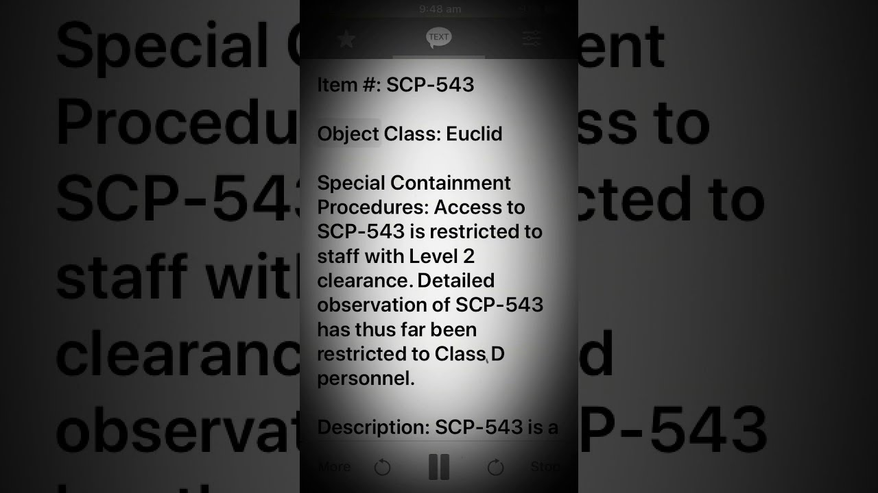 Scp 543
