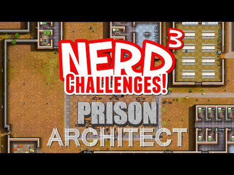Download Nerd³ Challenges! Prison Architect - Escape! Snapshots