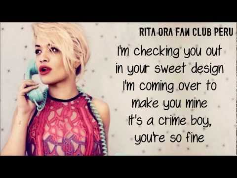 Rita Ora - Radioactive (Lyrics)