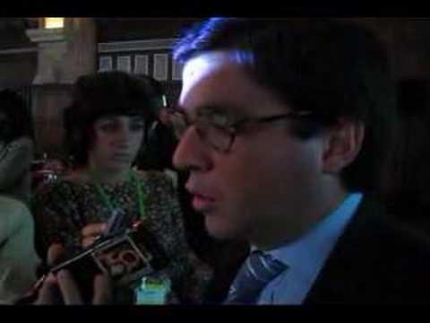 Luis Alberto Moreno at Americas Conference 2007