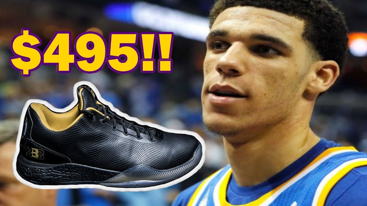 Image result for lonzo ball shoes