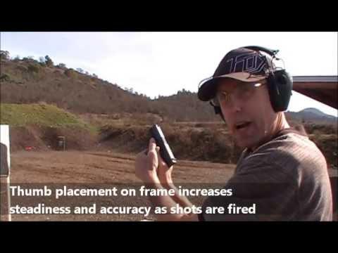 David Cunningham Concealed Handgun Course
