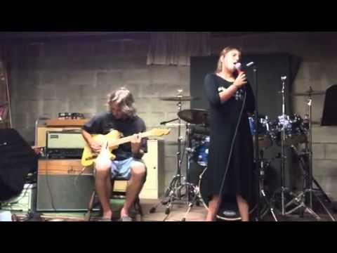 Marri DePauw - Practice for Silvis Talent Show