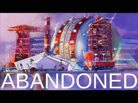 Abandoned - Epcot's Never Built Attractions
