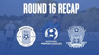 2018 NPL Victoria (Round 16) - Avondale vs Hume City | Highlights | 16.06.2018