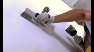 видео Финишная шпаклевка под покраску