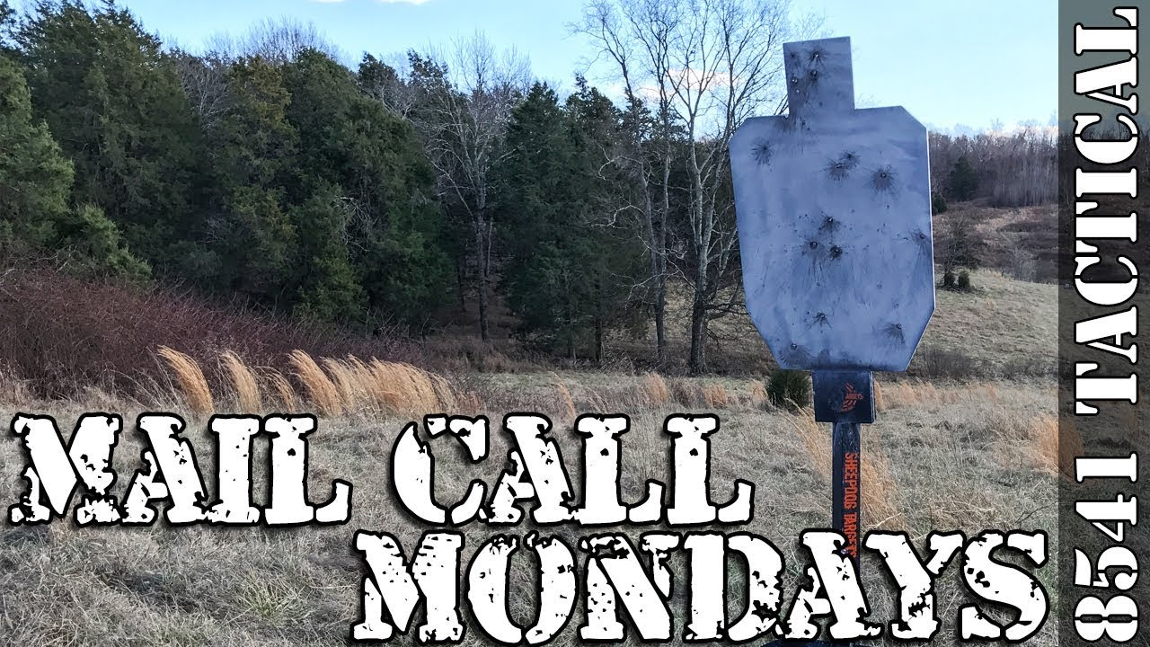 Mail Call Mondays Season 6 #26 - Litz Drag Curves, Crooked Remington 700,  Ammo for Steel and More!