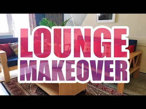 DIY Lounge Makeover | Home Renovation | Meem Square