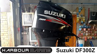 Suzuki DF300Z Outboard For Sale at Harbour Marine