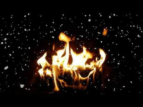 christmas-yule-log-fireplace-with-snow-and-crackling-fire-sounds-(hd)