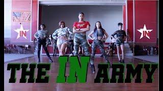 RIHANNA ft. CARDI B - Right Now | theINarmy | @theINstituteofDancers