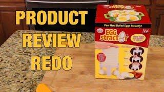 Eggstractor Redo - AS SEEN ON TV