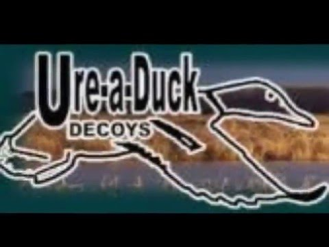 URE-A-DUCK MOTION DECOYS