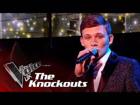 Shane McCormack Performs 'City of Stars': The Knockouts | The Voice UK 2018