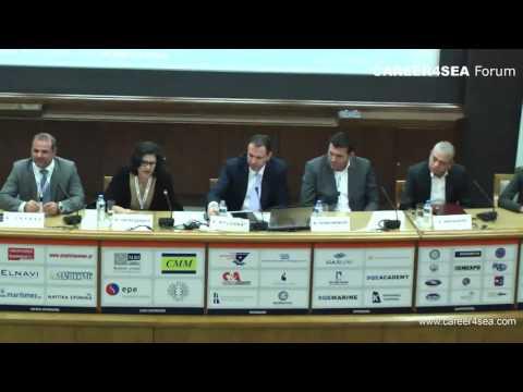 CAREER4SEA Forum - Πάνελ 2 : Παραναυτιλιακές Εταιρείες